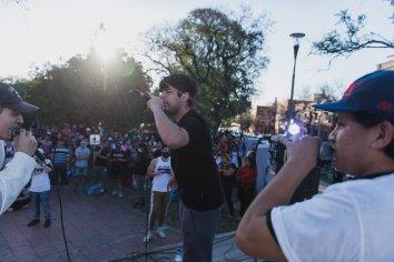Conmemoraron el Día de la Juventud en Paraná