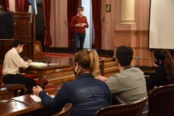 Regresaron las visitas guiadas a la Cámara de Diputados