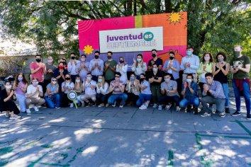 El Becario participó del Día Nacional de la Juventud en Paraná