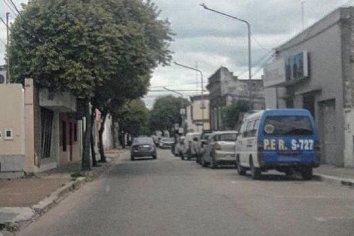 Dirigentes de ATE en Nogoya se oponen a la intervención y defienden al detenido acusado de violación
