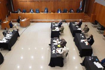 Por unanimidad, el Tribunal rechazó la postergación del debate y fijó fecha de inicio del juicio por causas acumuladas