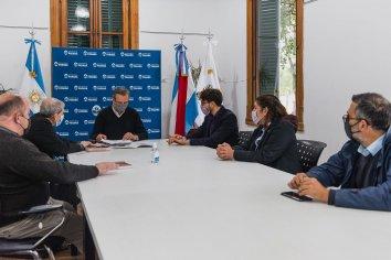 El Municipio acompaña la organización del festejo por el Día de la Virgen del Rosario