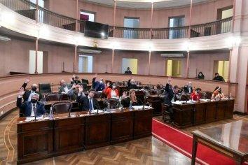 Sesionó este miércoles el Senado de Entre Ríos