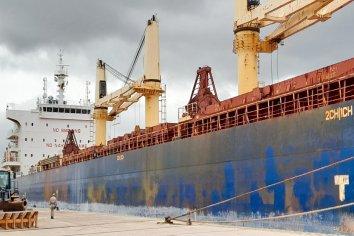 Operaciones simultáneas en los puertos de Entre Ríos