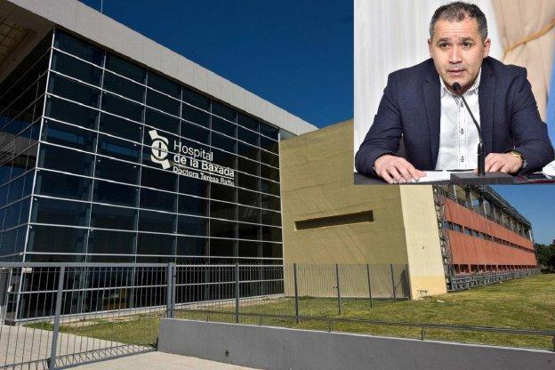 """""""Solo hay 16 pacientes en UTI en la provincia"""" expreso Lucas Ketcher"""