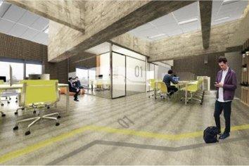 Refaccionarán el salón La Candela para que sea un espacio de co-working