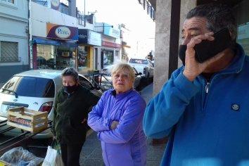 Puesteros y el municipio en disputa por los lugares de trabajo