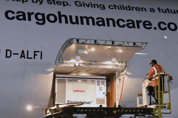 Llegaron más de 1,6 millones de dosis de Sinopharm para sumarse al Plan de Vacunación