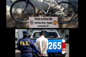 """Joven detenido por ofrecer una bici de """"dudosa procedencia"""""""