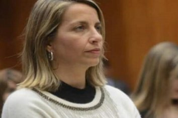 Condenaron a un operador de prensa que agravió a la vicegobernadora Laura Stratta