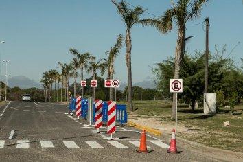 Mejoran oficinas y demarcan una nueva pista en el Parque Nuevo