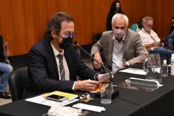"""Causas acumuladas: """"Fernando Montañana está o no está en el juicio"""", se preguntó irónicamente Emilio Fouces"""