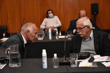 Barrandeguy dio positivo de Covid, aislaron a contactos estrechos y el juicio continúa en forma remota