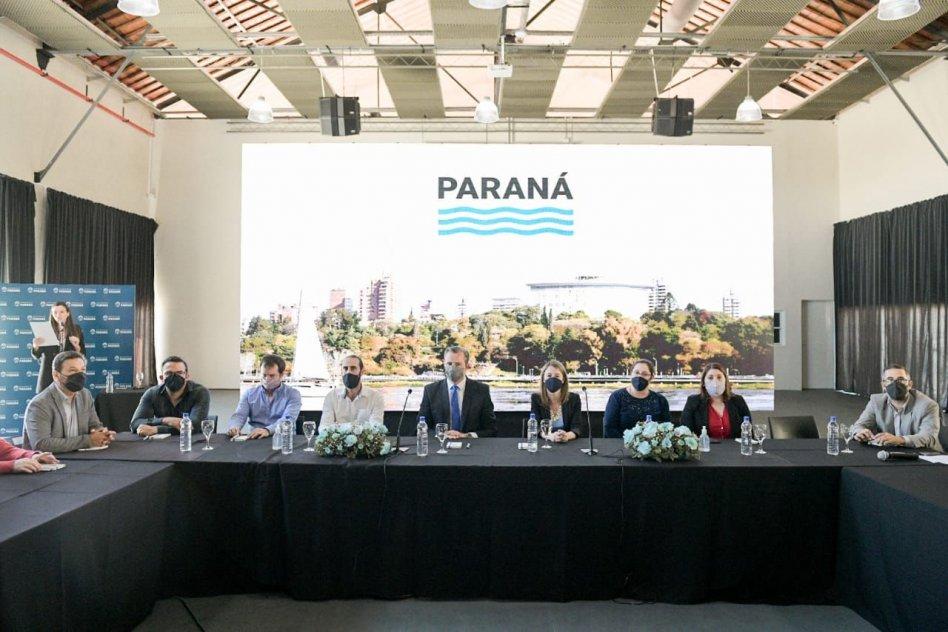 El Consejo Asesor presentó los acuerdos estratégicos para el desarrollo de Paraná