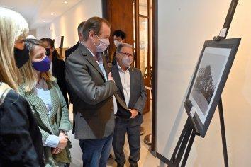 """Quedó inaugurada la """"Exposición de Salto Grande"""" en el Museo de Casa de Gobierno"""