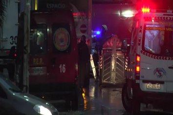 Un hombre murió aprisionado dentro de un compactador de residuos