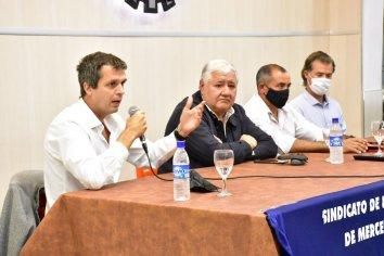 """""""Los trabajadores saben que el peronismo pelea por sus derechos"""""""