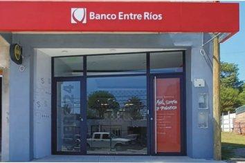 San Benito: Abrió la nueva Dependencia Automatizada del Banco Entre Ríos