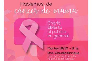 Entre Ríos sensibilizó acerca de cáncer de mama en el Día Mundial