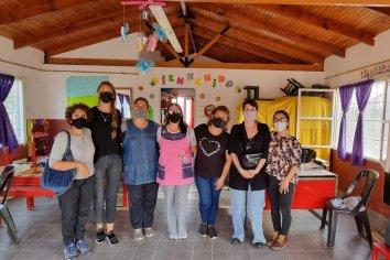 Provincia y Nación realizan un relevamiento para avanzar en la remodelación de espacios de Primera Infancia