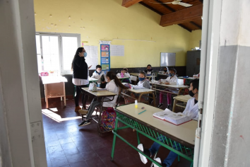 Las clases finalizarán el 17 de diciembre en Entre Ríos