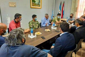 Planifican emplazar un nuevo puente sobre el arroyo Perucho Verna en Pueblo Liebig