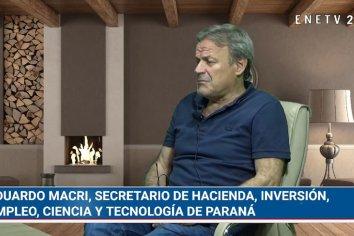 """Vamos a sorprender"", adelantó Eduardo Macri."