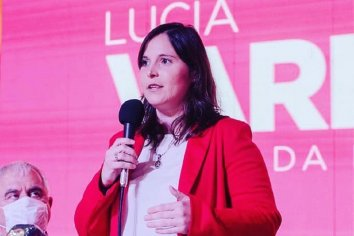"""""""El PRO utilizó las practicas mas mafiosas desde que llego la democracia"""" sostuvo Lucia Varisco"""