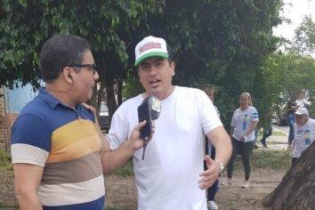 """David Cáceres: """"Venimos a recuperar valores y a poner en valor a la gente"""""""