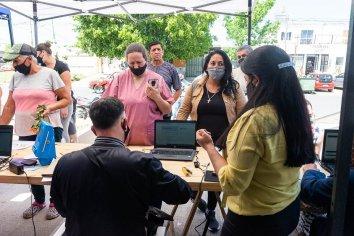 Oficinas a la Comunidad acercó servicios y trámites a más barrios