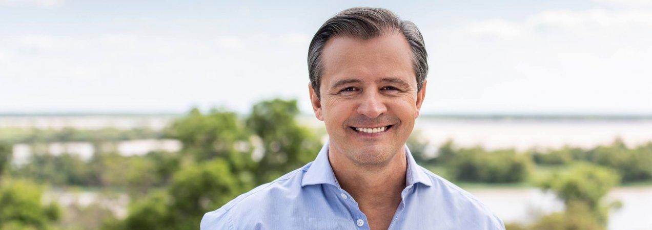 """""""Paraná necesita un liderazgo capaz de ordenarla y transformarla"""""""