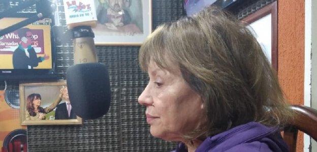 """""""Necesitamos ganar para que Bahl en Paraná tenga el apoyo que nosotros tuvimos de Cristina y Urribarri"""""""