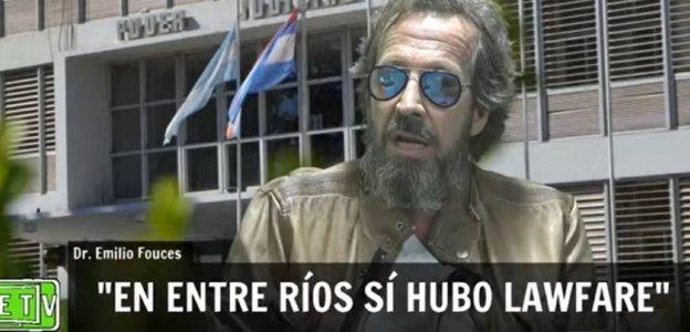 """""""En Entre Ríos hay Lawfare"""""""