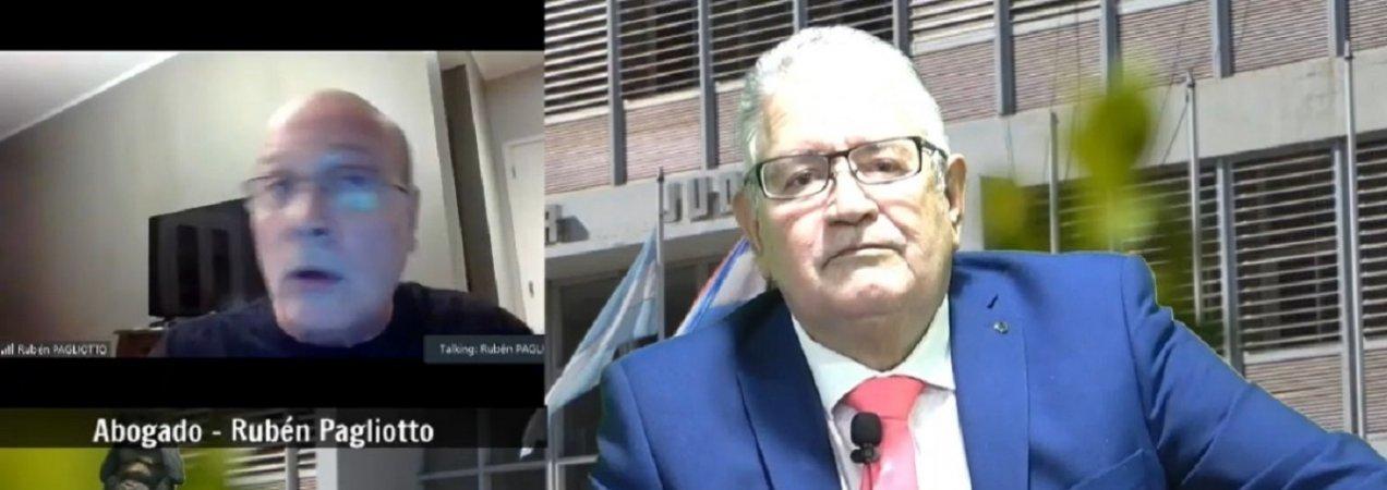 Es curioso que el MPF investigue EL KIOSKICIDIO, en lugar de la agresión que recibió al Vocal Emilio Castrillón